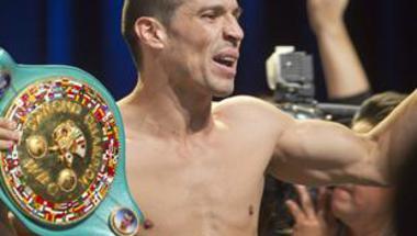 خمسة ملاكمين يتنافسون على جائزة الأفضل في 2012
