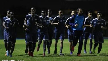 رئيس هجر يعقد اجتماع مغلق مع اللاعبين