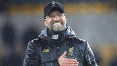 كلوب: ليفربول ربما يحتاج إلى 105 نقاط ليحرز اللقب
