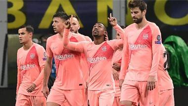 62a6fd9d1 تقرير: 10 تحديات تواجه برشلونة في 2019.. مابين دوري الابطال وصنع التاريخ في