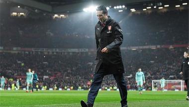 إيمري: الحظ لم يساندنا أمام مانشستر يونايتد.. وهدفنا تحقيق الفوز على هدرسفيلد