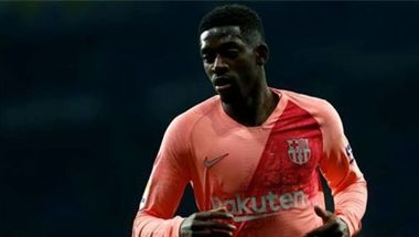 ديمبلي يتغيب مجدداً عن تدريبات برشلونة | رياضة