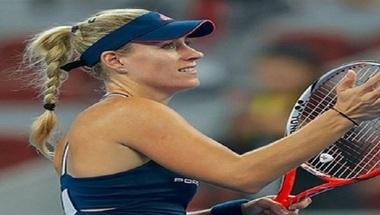 #كيربر تخرج من قائمة أفضل 10 لاعبات #تنس