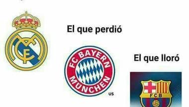 رونسيرو يسخر من برشلونة