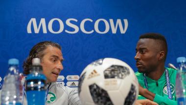 أسامة هوساي: المشاركة في كأس العالم حلم كل لاعب