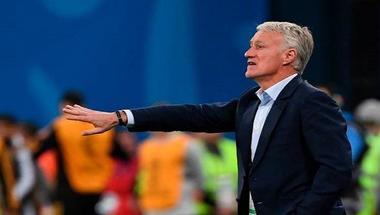 ديشامب: لم نفز بكأس العالم بعد