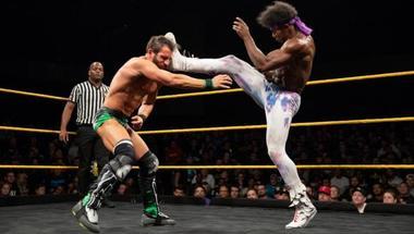نتائج NXT الكاملة : نزال تاريخي بين فالفاتين دريم و جوني جارجانو !