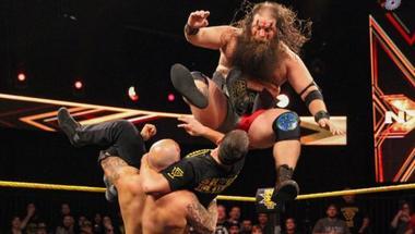 نتائج NXT الكاملة : رسالة حرب جديدة تصل الى أنديبسوتد أيرا !