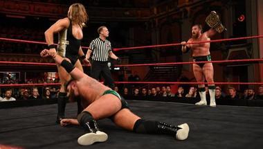 نتائج NXT UK الكاملة : جالوس يظهرون قوتهم قبل تيك أوفر بلاك بول