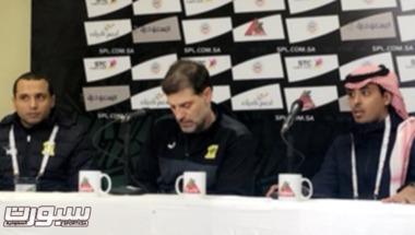 مدرب الاتحاد بيليتش : قدمنا مستوى كبير والفوز اعاد لنا الثقة والروح