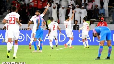 كأس آسيا 2019 : الامارات تحقق فوزاً هاماً على الهند بثنائية نظيفة