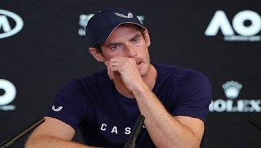 موراي يعلن اعتزال التنس في 2019
