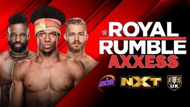 اتحاد WWE يعلن عن مسابقة World Collide - في الحلبة
