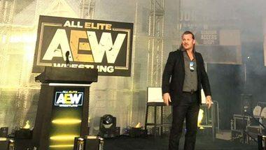 كريس جيريكو : اتحاد AEW هي الصفقة الحقيقة وكذلك بضع صفقات تلفزيونية على الطاولة - في الحلبة