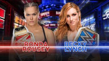 اتحاد المصارعة WWE تخطط لمباراة كبيرة في عرض وبطولة ريسلمانيا القادمة - في الحلبة