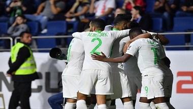 بالفيديو والصور.. الأخضر يتأهل لدور الـ16 من كأس آسيا2019 بفوز مثير على لبنان - صحيفة صدى الالكترونية