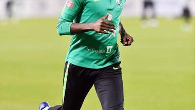 هوساوي يقود الأخضر أمام قطر