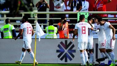 إيران تتأهل لدور الـ16 في «الآسيوية»