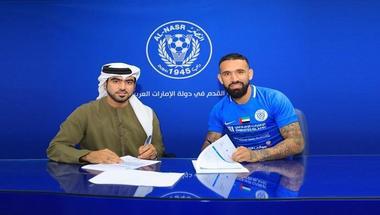 النصر الإماراتي يتعاقد مع هداف الدوري السعودي