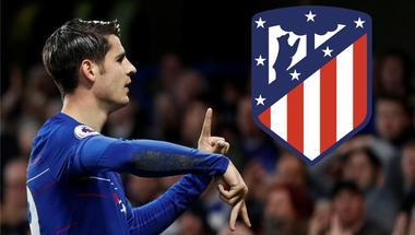 صفقة انتقال موراتا لأتليتكو مدريد مهددة بالفشل