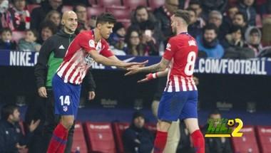 مستشفى أتلتيكو مدريد تستقبل اصابة جديدة