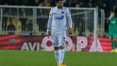 تريزيجيه يشارك في تعادل قاسم باشا أمام ألانيا سبور في كأس تركيا