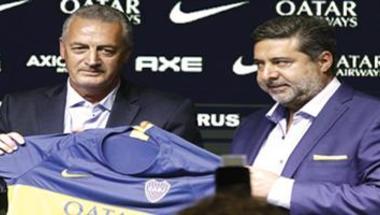 غوستافو ألفارو مدرباً جديداً لبوكا جونيورز