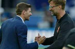 جيرارد: تمنيت لو استمررت مع ليفربول والعمل في وجود كلوب - الرياضة