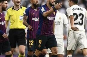 عاجل| رابطة الليجا تطلب نقل مباراة برشلونة وريال مدريد لدواع أمنية - الرياضة