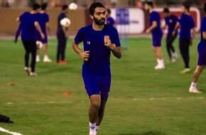 مروان محسن يستعد للعودة إلى الملاعب ببرنامج  تأهيلي في التتش  - الرياضة