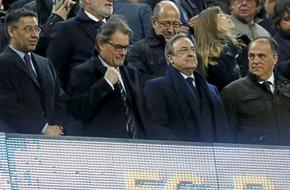 رابطة الليجا تقترح موعدا جديدا لكلاسيكو برشلونة والريال - الرياضة