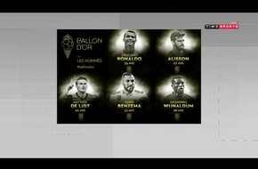 قائمة اللاعبين المرشحين للفوز بالجائزة الذهبية - العبها صح