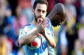 برناردو يحصل على فرصة أخرى للرد على اتهامات العنصرية - الرياضة