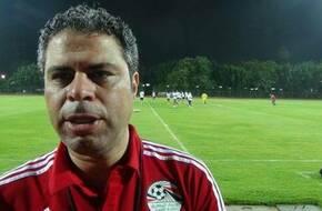 معتمد جمال: مباراة غانا كانت صعبة وهنموت نفسنا علشان التأهل لطوكيو - الرياضة