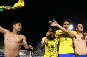 أهداف البرازيل وفرنسا في نصف نهائي كأس العالم تحت 17 عامًا - ميركاتو داي - الرياضة