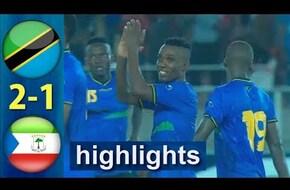 في تصفيات إفريقيا – تنزانيا تقلب تأخرها أمام غينيا الاستوائية في مباراة الأهداف الخارقة