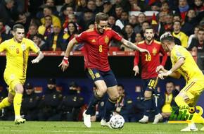 اسبانيا تواصل الهيمنةوتنتصر من جديد - الرياضة