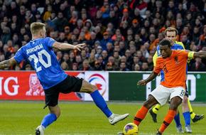 الأفضل والأسوأ في هولندا أمام إستونيا - بالجول - الرياضة