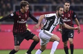 موعد مباراة يوفنتوس وميلان في الدوري الإيطالي والقنوات الناقلة - بالجول - الرياضة