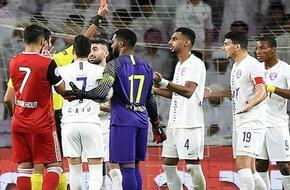 تحرك جديد من العين الإماراتي ضد التحكيم وتقنية الفيديو  - الرياضة