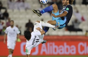 نجم المنتخب الجزائري يدخل تاريخ كأس العالم للأندية بعد هدف عالمي (فيديو) - الرياضة