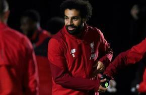 محمد صلاح يتجاهل حفل الكرة الذهبية ويستعد لمواجهة إيفرتون في الدوري الإنجليزي - الرياضة
