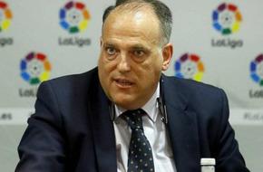 استقالة رئيس رابطة الليجا بحثا عن ولاية ثالثة - الرياضة