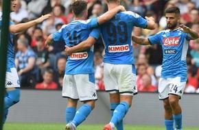 موعد مباراة نابولي وأودينيزي في الدوري الإيطالي والقنوات الناقلة - بالجول - الرياضة