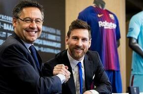 بارتوميو: ميسي ليس لديه مشاكل للاستمرار مع برشلونة - الرياضة