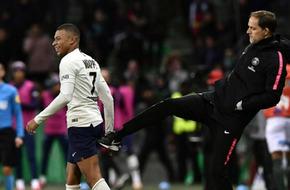 تأجج الخلافات بين مبابي ومدرب باريس سان جيرمان  - الرياضة
