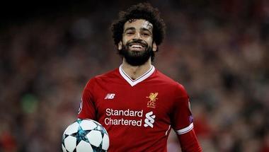 """""""نيولوك"""" محمد صلاح يثير سخرية لاعبي ليفربول"""