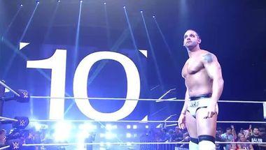 تاي ديللينجر يعود مجدداً إلى عروض اتحاد WWE - في الحلبة