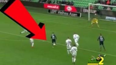 فيديو: نجم ريال مدريد السابق يُثير السخرية بالدوري الهولندي