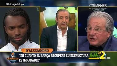 داليساندرو : حتماً سيتعيد برشلونة قوته